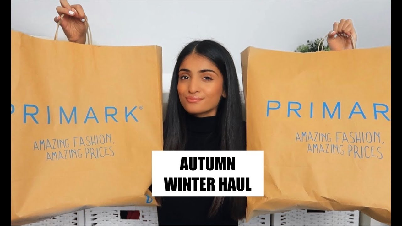c3abbfc6624 HUGE PRIMARK AUTUMN WINTER CLOTHING HAUL (  topshop)... YOU NEED THESE  CLOTHES IN YOUR LIFE