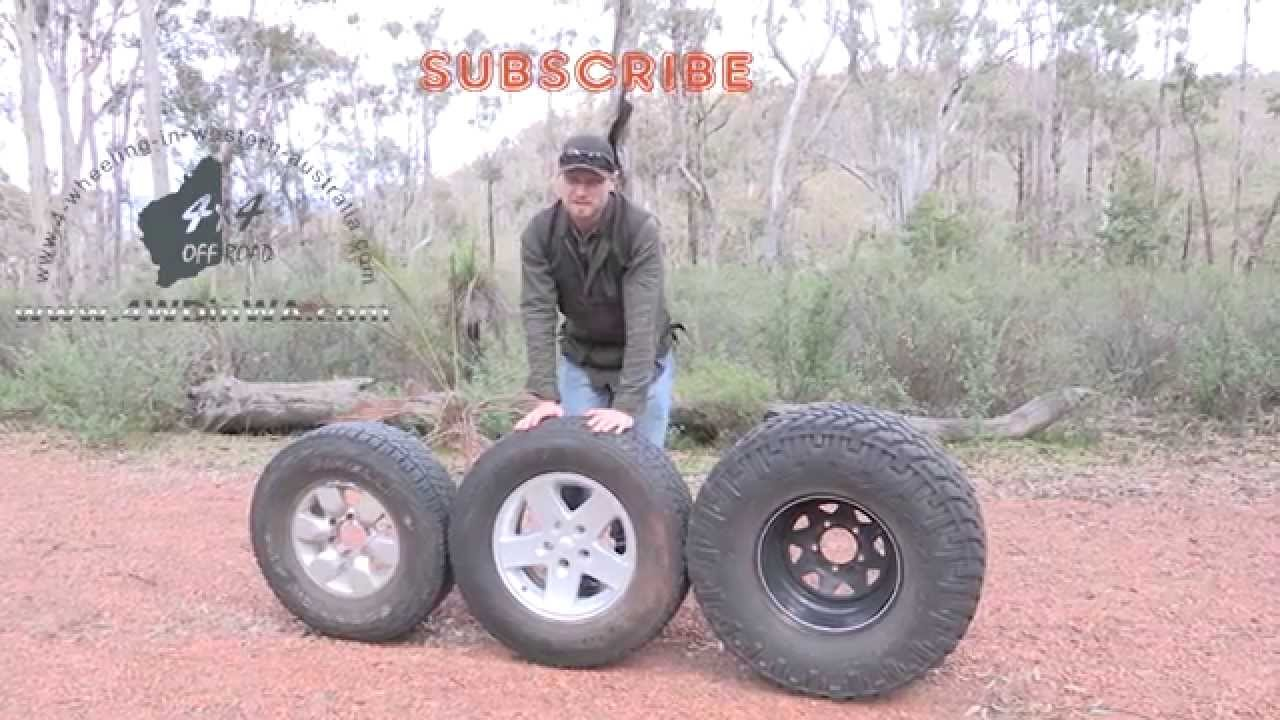 Choosing Bigger Tyres For Your 4x4 Benefits Amp Issues Off
