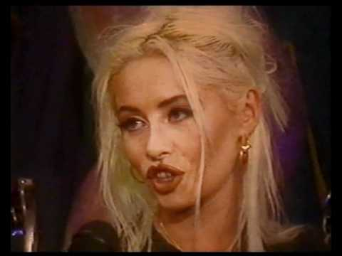 Wendy James - Interview for UK show 'Friday At The Dome'