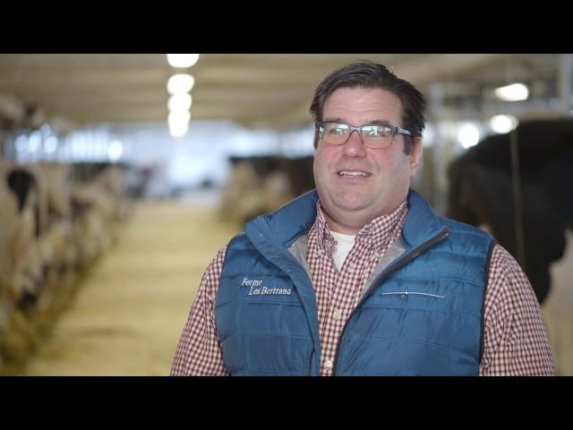 Maître-éleveur 2019 Lesbertrand Holstein (LESBERTRAND), St-Polycarpe «Imaginez son rêve et le vivre»