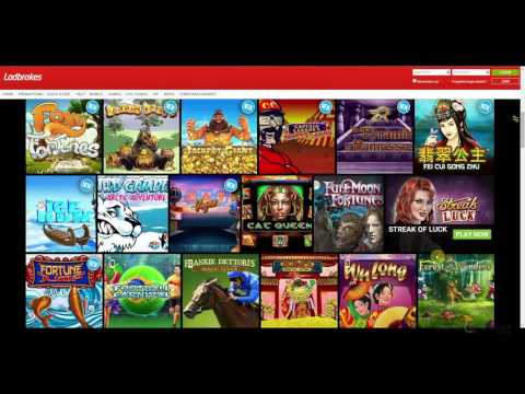 Video Ladbrokes casino no deposit