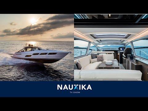 Pershing 5X - Nautika TV Show presentation