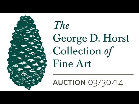 The George D. Horst Collection of Fine Art