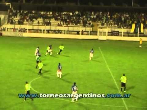 Def. Del Cerro (Tandil) 1 - Ferrocarril Sud (Tandil) 2 - TDI 2012
