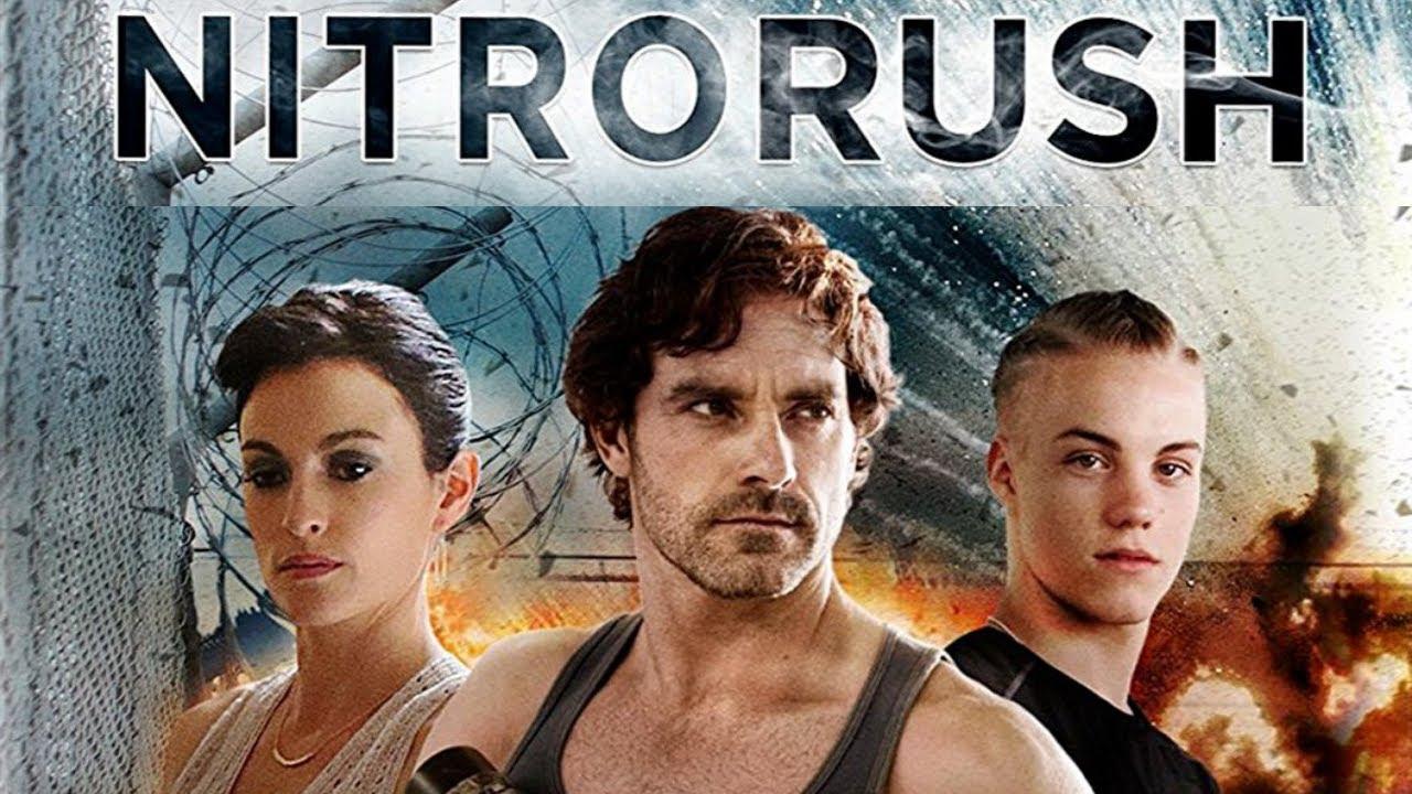 Le film d'action en QUEBECOIS, Nitro Rush - Film COMPLET