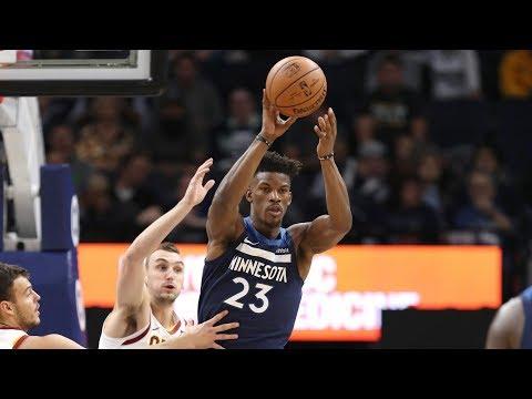 NBA Cleveland Cavaliers vs Minnesota Timberwolves   Oct 19,  2018