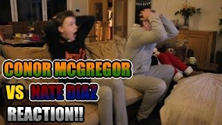 Nick Diaz at UFC Presser Warned Nate I'll Beat Conor Down!'