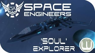 Space Engineers Spotlight | 'Soul' By jura7