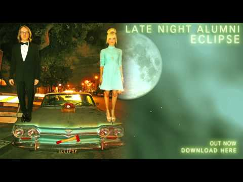 Late Night Alumni -  Another Word for Love (Official Audio)