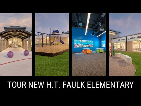 APISD NEW H.T. FAULK ELEMENTARY SCHOOL TOUR