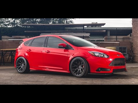 brembo brake install and test on ford focus st youtube. Black Bedroom Furniture Sets. Home Design Ideas