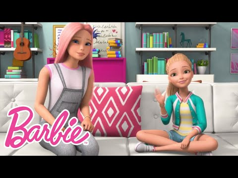 Going On A Trip Game With Stacie! | Barbie Vlogs