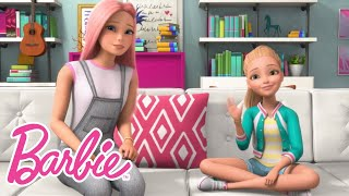 Going On A Trip Game With Stacie! | Barbie Vlog | Episode 83