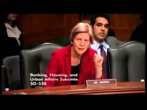 Senator Elizabeth Warren - Oversight of The Office of Financial Research