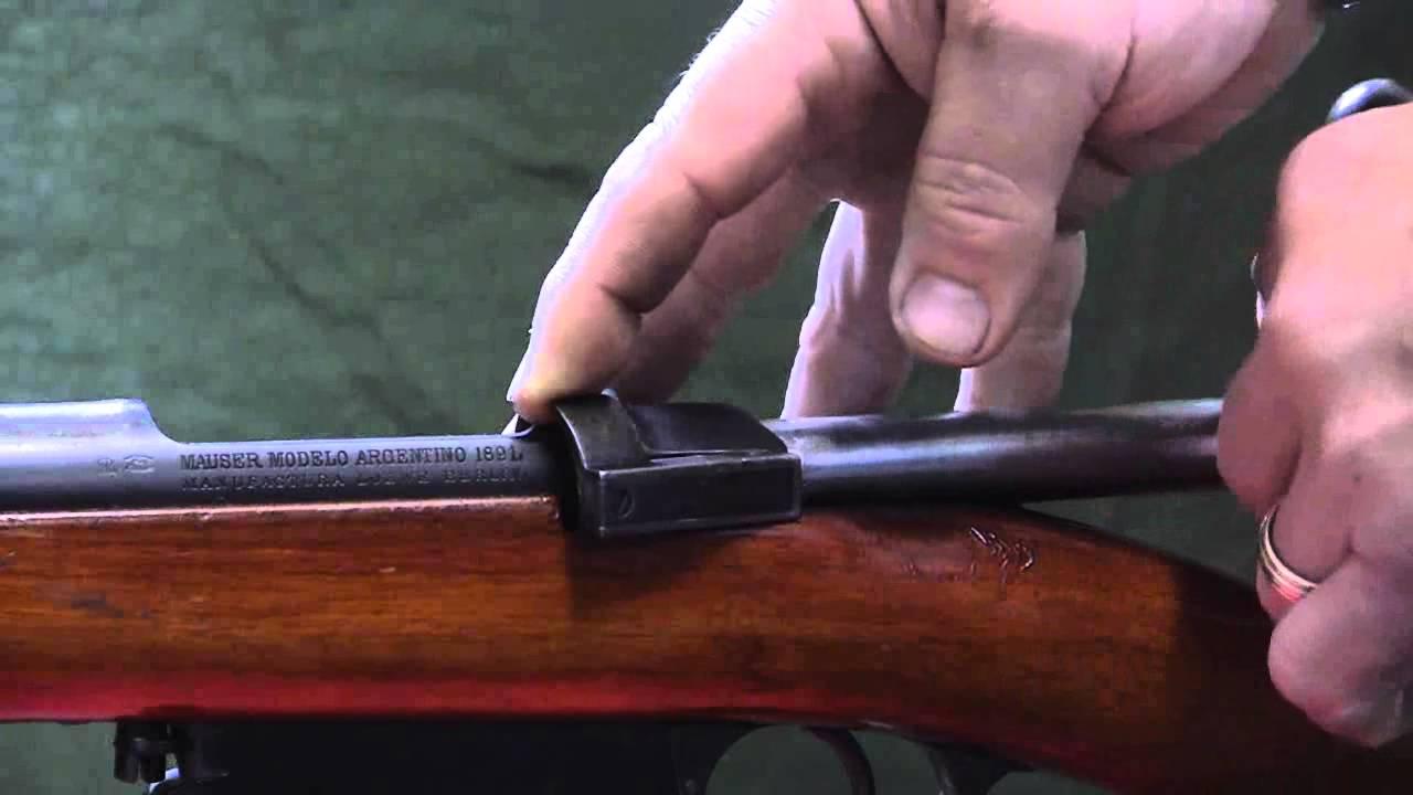Argentine 1891 Mauser overview
