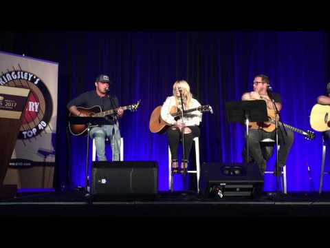 """Cole Taylor - """"Prayers Ain't Pretty"""" at CRS Acoustic Alley 2017"""