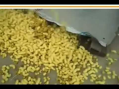 Corn puff making machine extruder youtube ccuart Choice Image