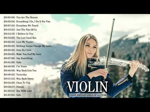 Pop Song With Violin 2019