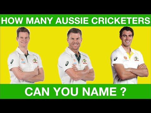 how-many-australian-cricketers-can-you-name?-*trigger-warning*