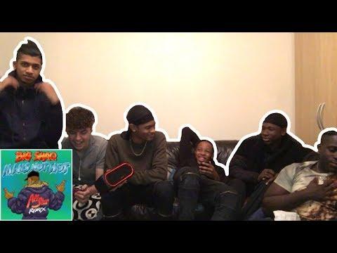 Big Shaq Mans Not Hot  All Star MC Remix  REACTION Lethal Bizzle, Chip, JME, Krept & Konan