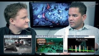 Ubisoft-TV - Show 06/2012 (ANNO 2070: Tiefsee, Rocksmith, TC Ghost Recon Future Soldier)