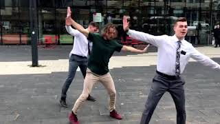 Lds Missionaries Dance The I Carlton Challenge