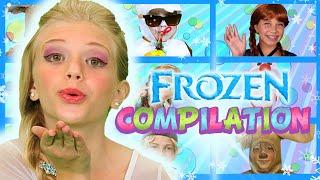 Frozen Compilation | WigglePop