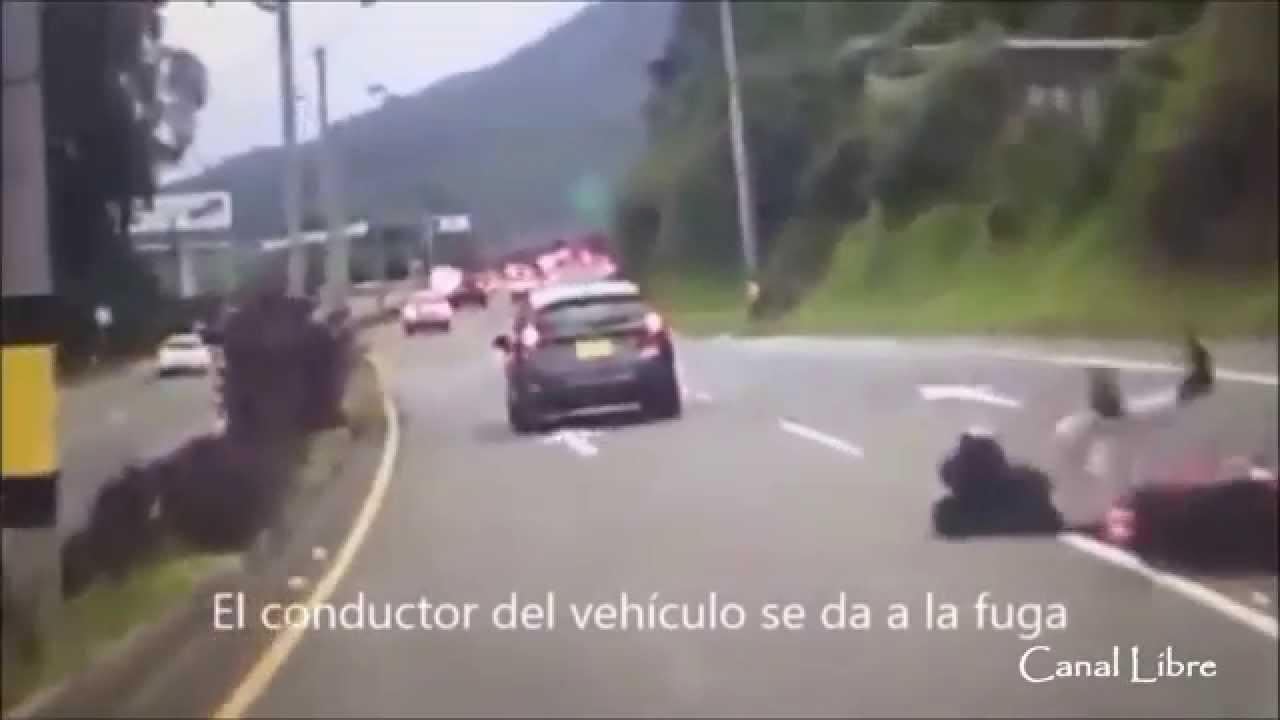 Resultado de imagen para imagenes conductor que huye luego de atropellar