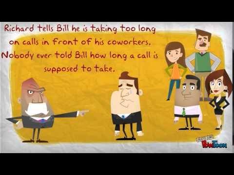 Meet Bill, a disengaged employee