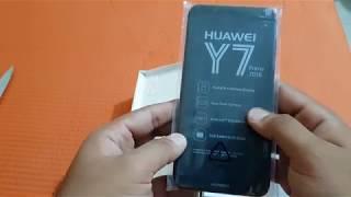 Huawei y7 prime 2018 ( nova 2 lite ) - Unboxing!