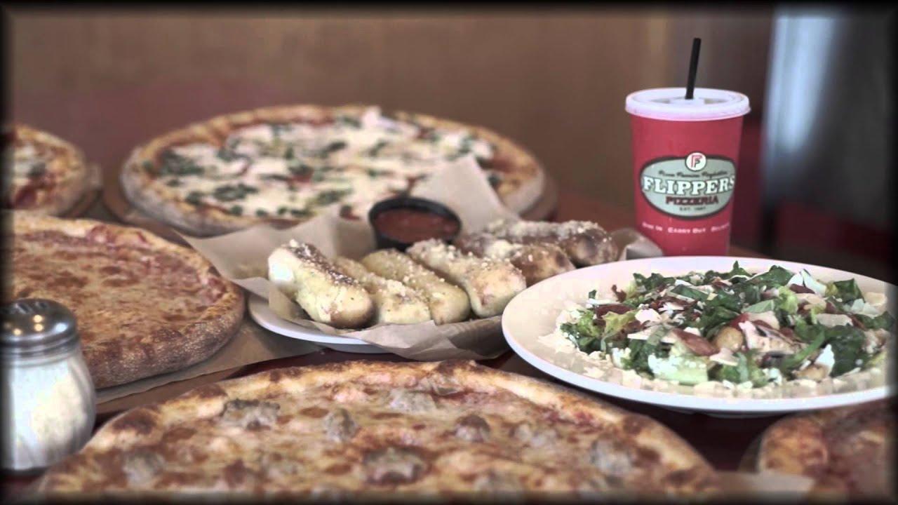 Flippers Pizzeria Floridas Best Breadsticks Youtube
