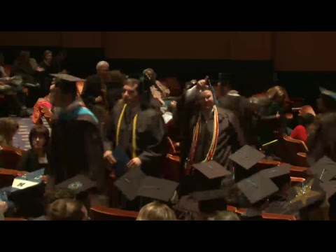 The University of Michigan - Ford School Commencement