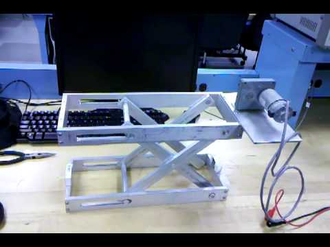 Senior Design Scissor Lift YouTube