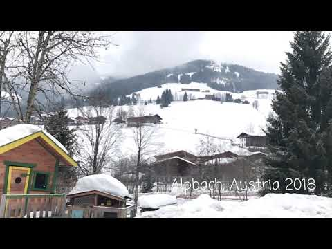 Skiing On Alps! Three Day Weekend In Austria