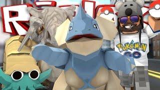 NIDOQUEEN?!?!? | Pokémon GO [#11] | ROBLOX
