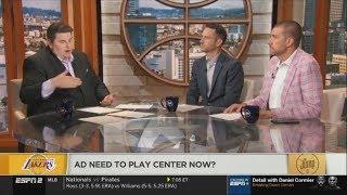 Royce Young explains why Anthony Davis won