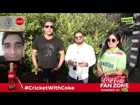 Coca Cola Fan Zone Powered By Cricingif