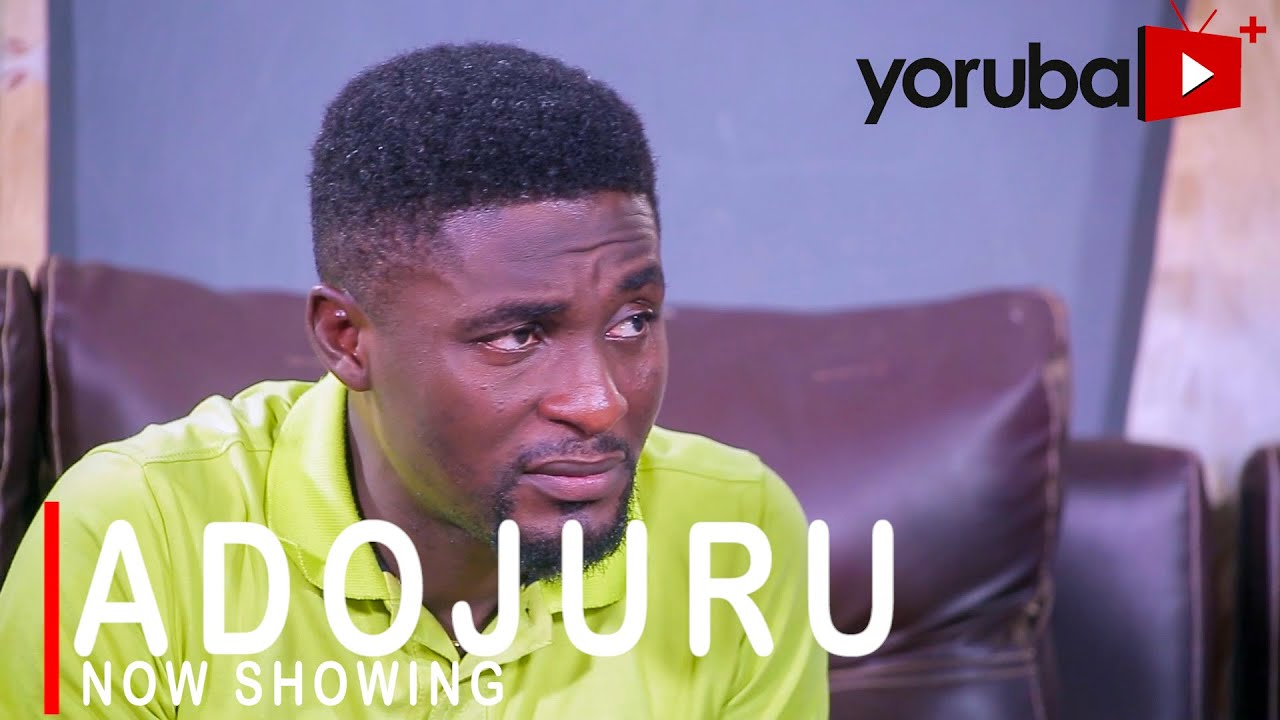 Download Adojuru Latest Yoruba Movie 2021 Drama Starring Niyi Johnson   Joke Jigan   Remi Surutu   Ogogo
