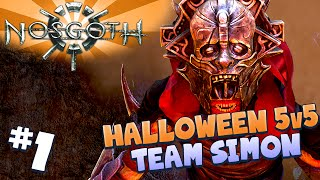 Nosgoth #1 - Creepy Crossbows