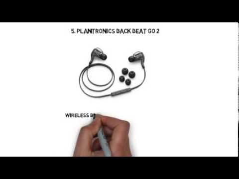 What are the best in ear headphones? My top five ear buds rated in 2013