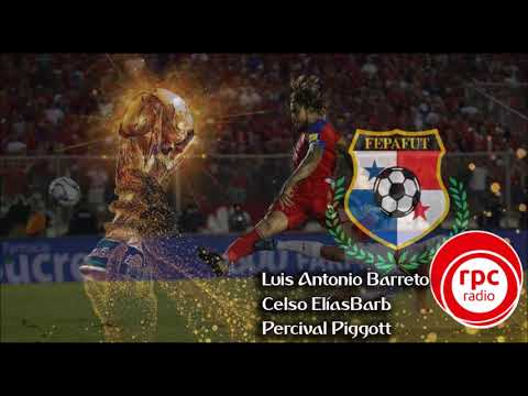 Panama 2 Costa Rica 1 RPC RADIO. Clasificacion Historica a la Copa del Mundo