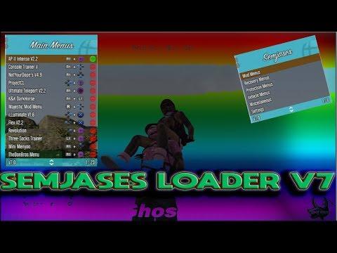 GTA 5 Semjases ModLoader V7 0 + Download