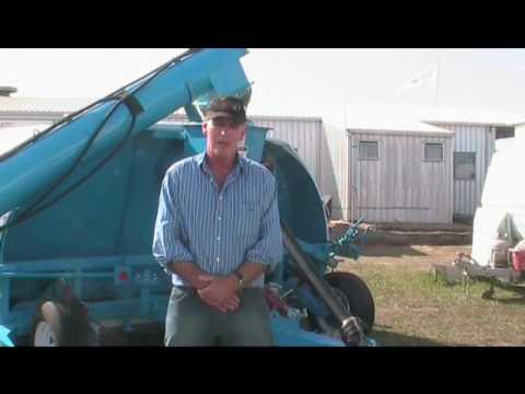 A WA based grain trader using The Job Shop