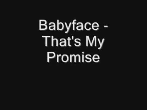 Babyface - That's my promise [Full] [2009] [Download]