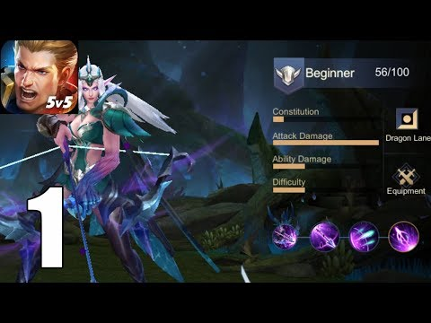 Arena of Valor ( IOS / Androi ) Gameplay #1 - Grand Battle
