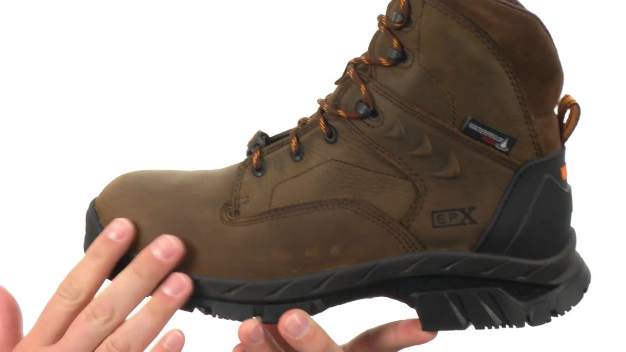 db9b3414672 Wolverine Glacier Ice Composite Toe Boot | Zappos.com