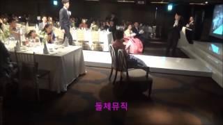 엠아모리스웨딩홀, 재즈웨딩연주, 신랑입장곡 ♪ When…