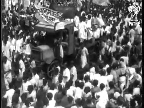 Revolutionary Jatin Das Funeral at Lahore