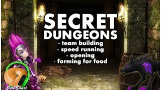 SUMMONERS WAR : Secret Dungeon Farming Tips & Strategies for Beginners