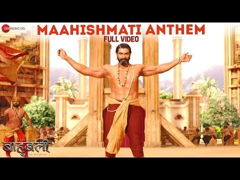 Maahishmati Anthem - Full Video   Baahubali - The Beginning   Prabhas & Tamannaah